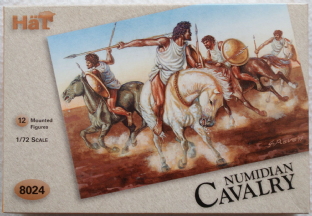 HaT 1/72 HAT8024 Numidian Cavalry (Ancients)
